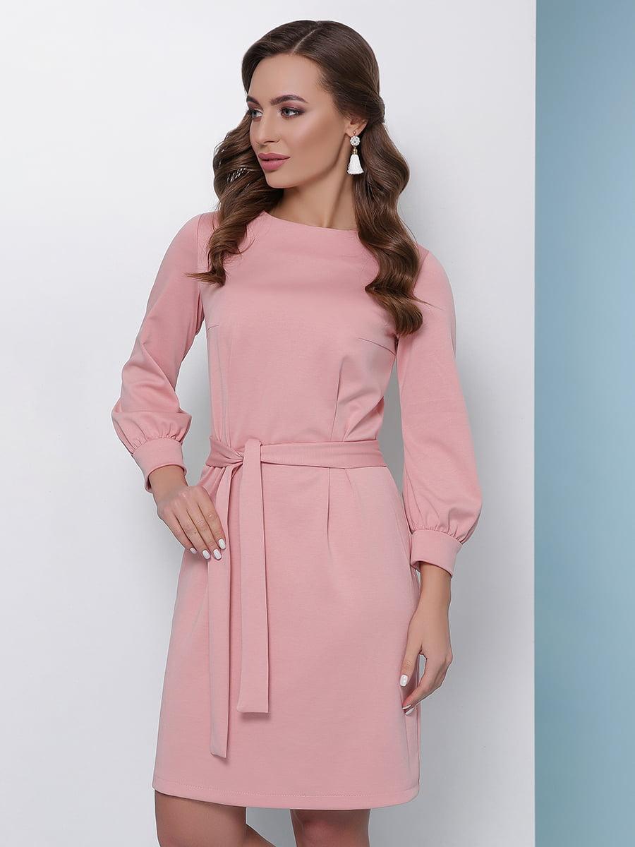Сукня пудрового кольору   5016163