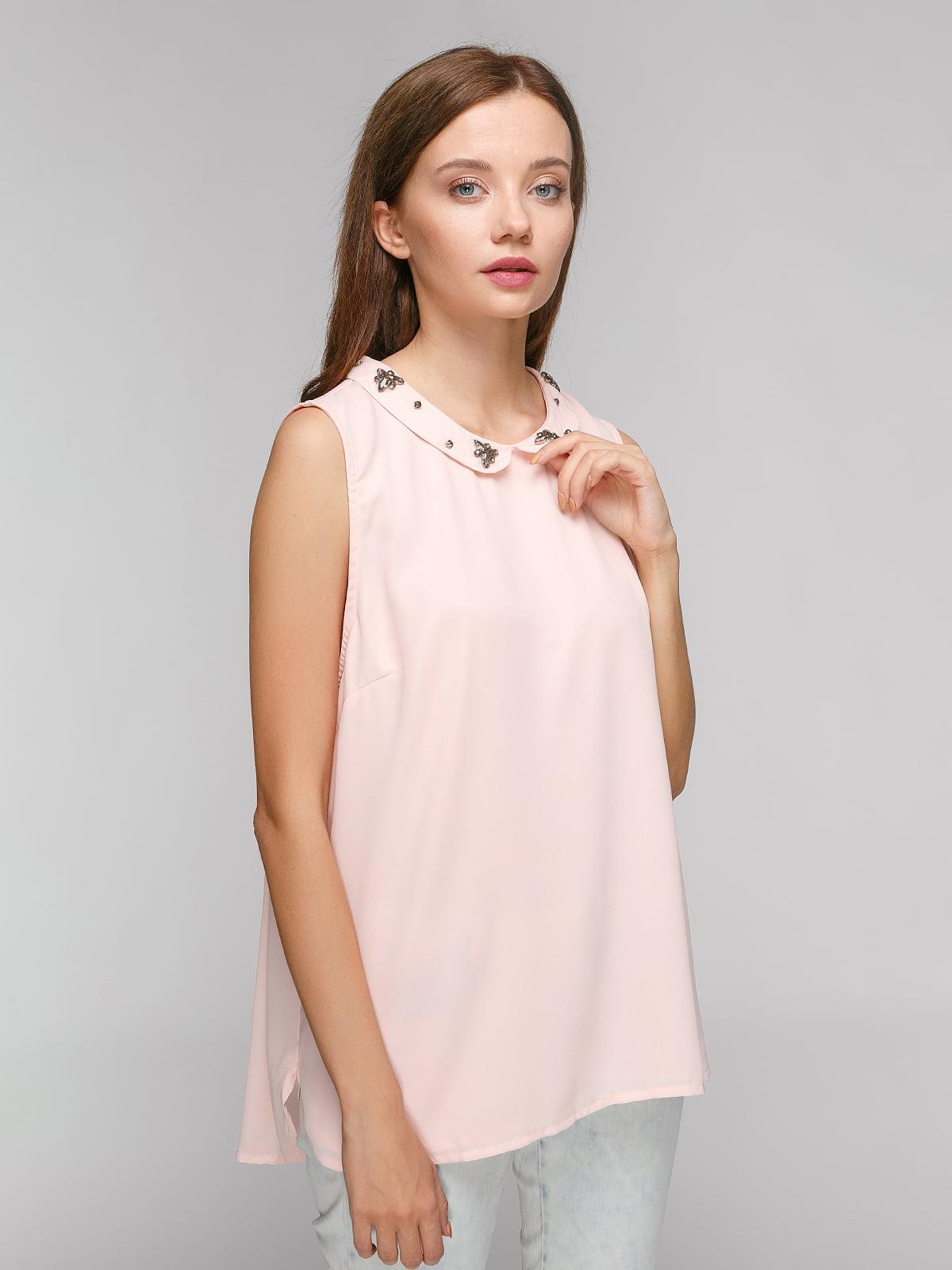 Блуза розовая | 4871489