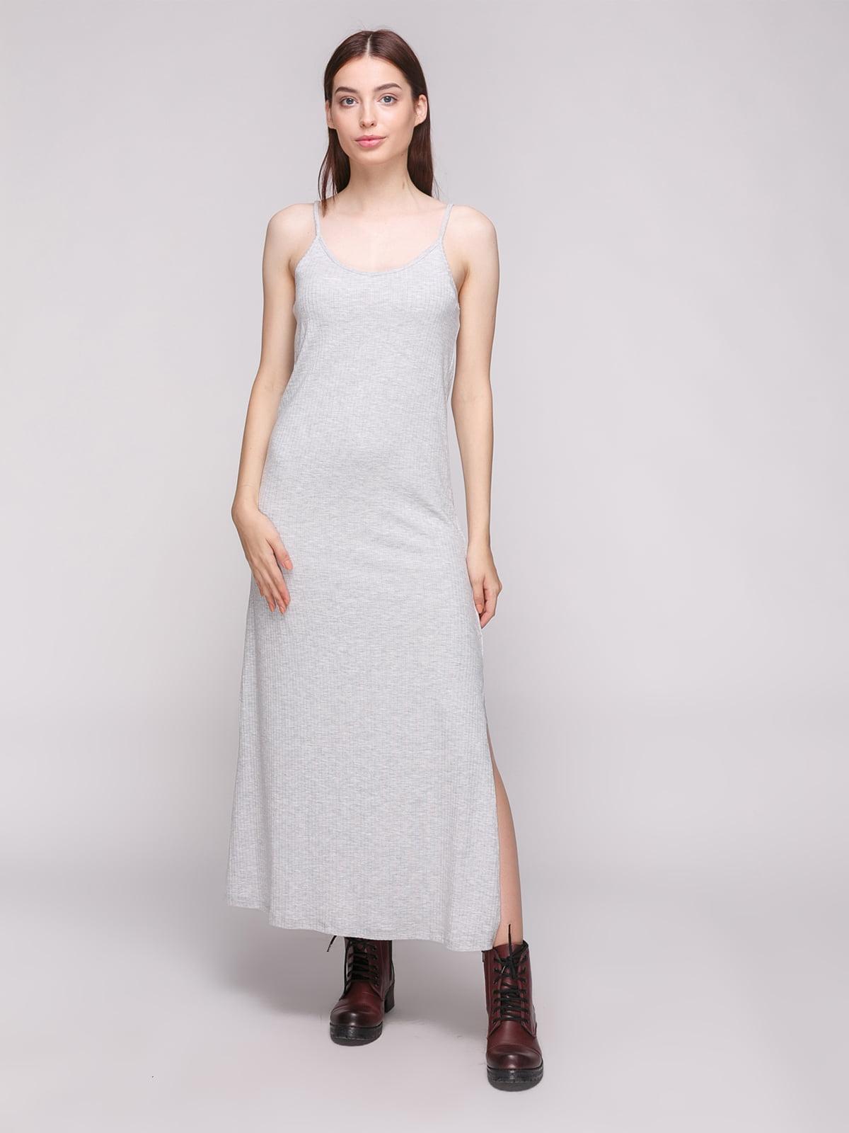 Сукня сіра | 4871085