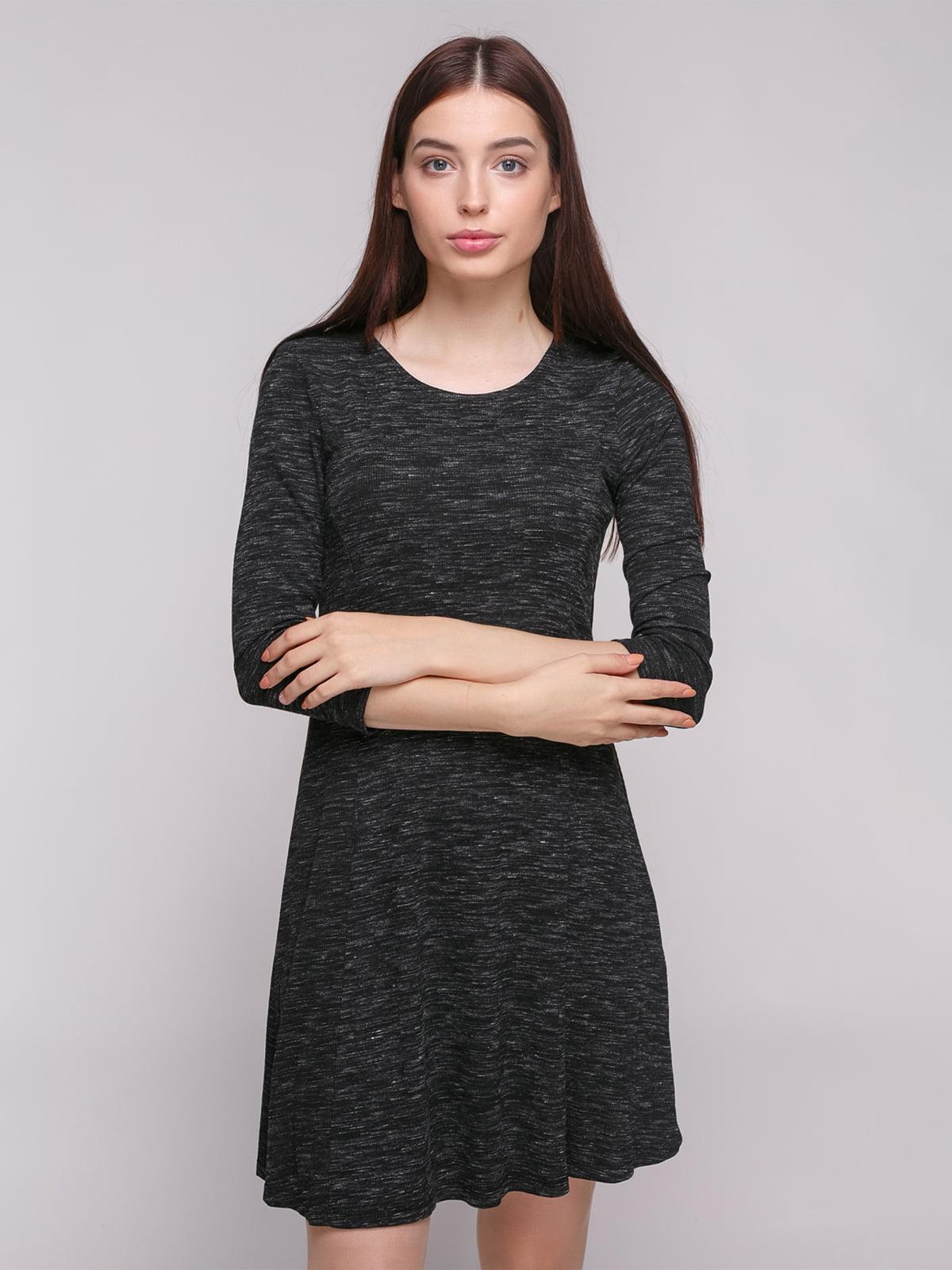 Сукня темно-сіра   4546062