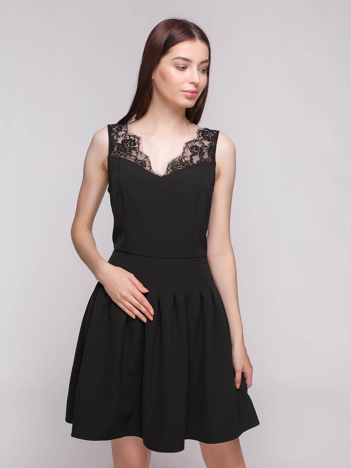Сукня чорна | 4543692