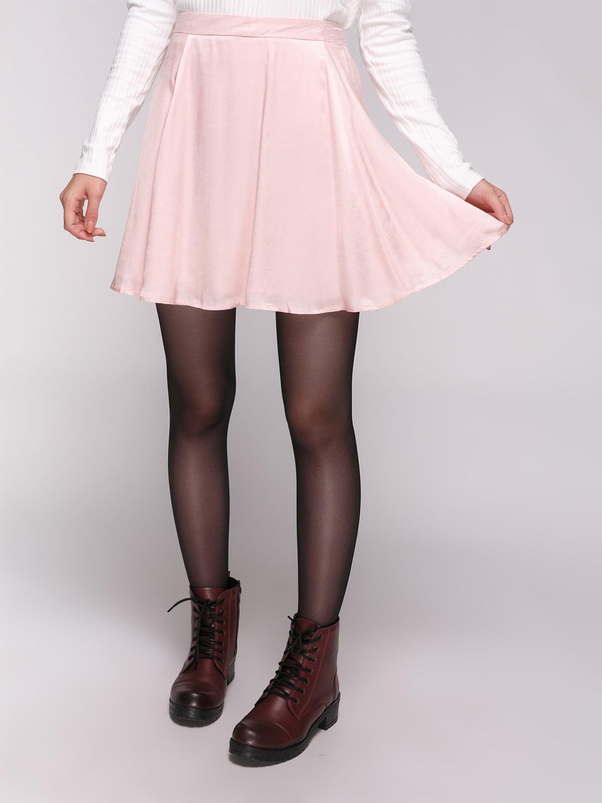 Юбка розовая | 4543731