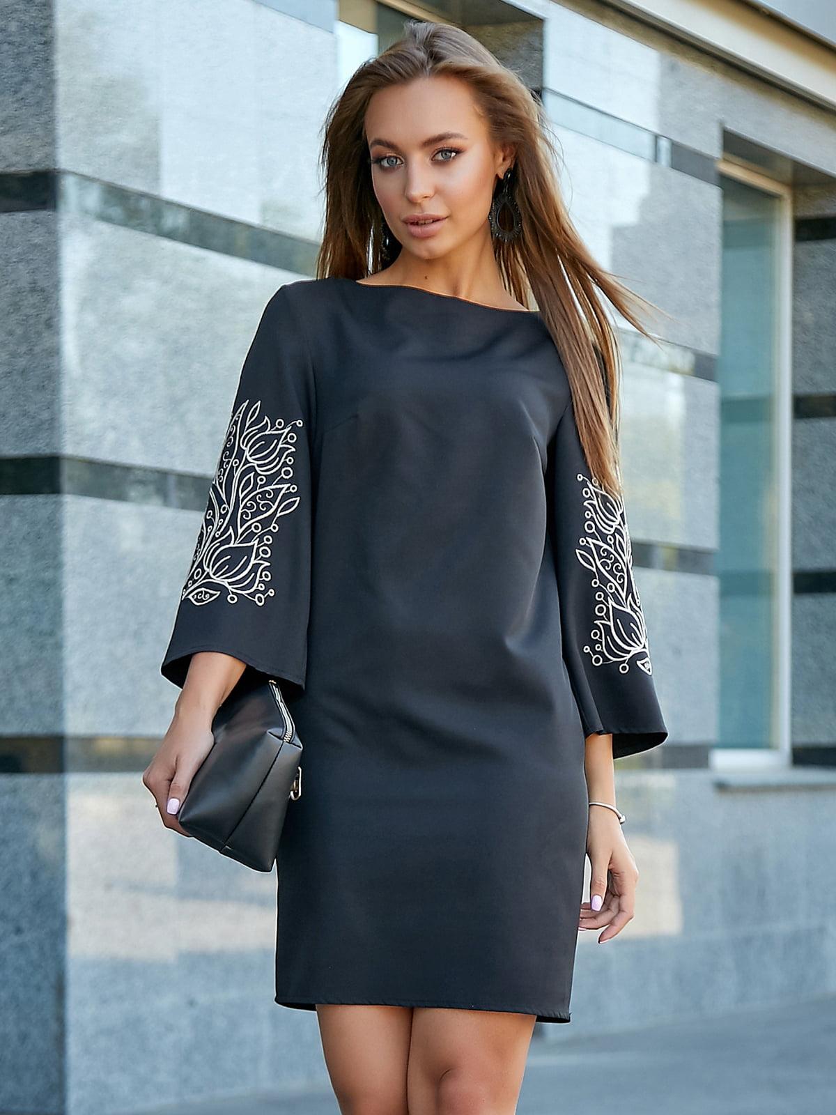Платье черное | 5178780