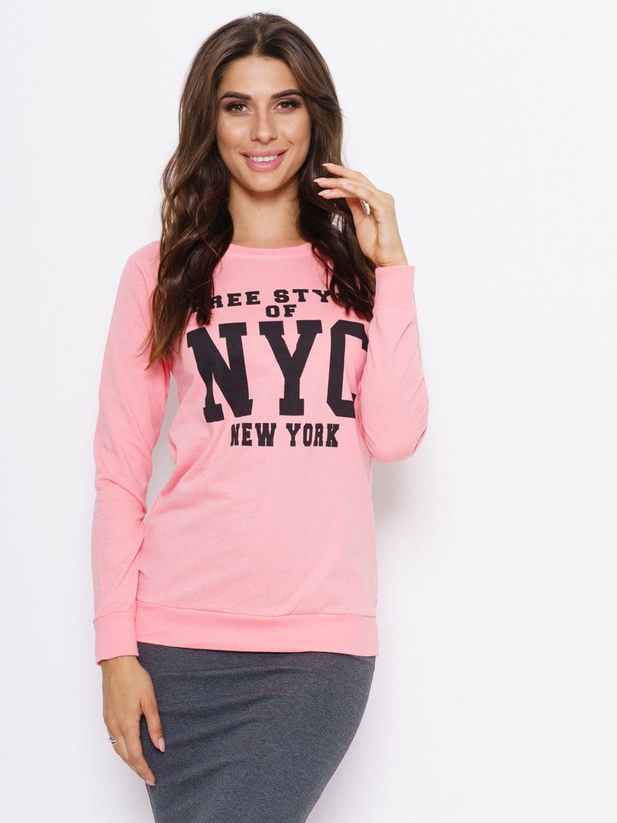 Джемпер розовый | 5178837