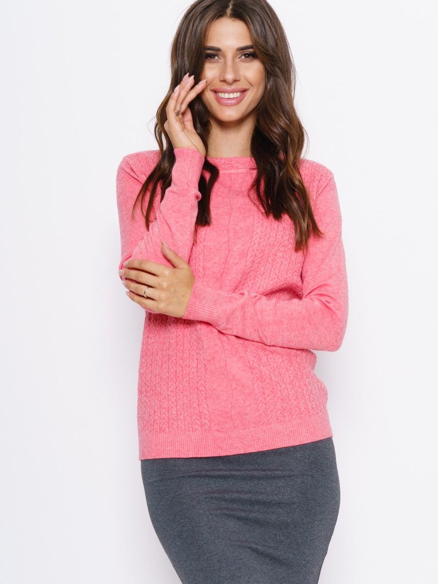 Джемпер розовый | 5178896