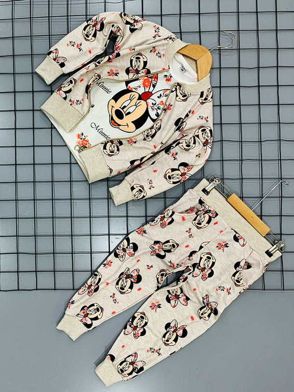 Костюм: штани, кофта і реглан   5178984