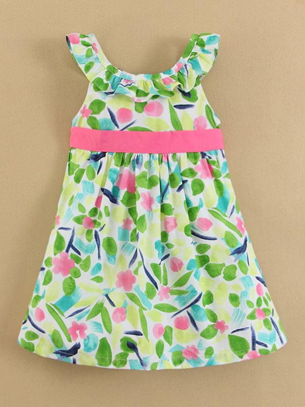 Сукня в принт   4490857