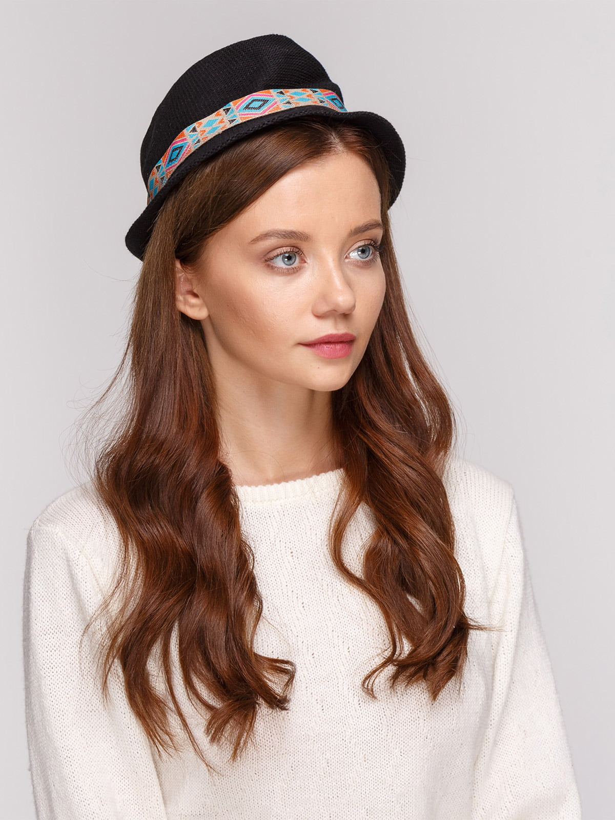 Шляпа черная   4632858