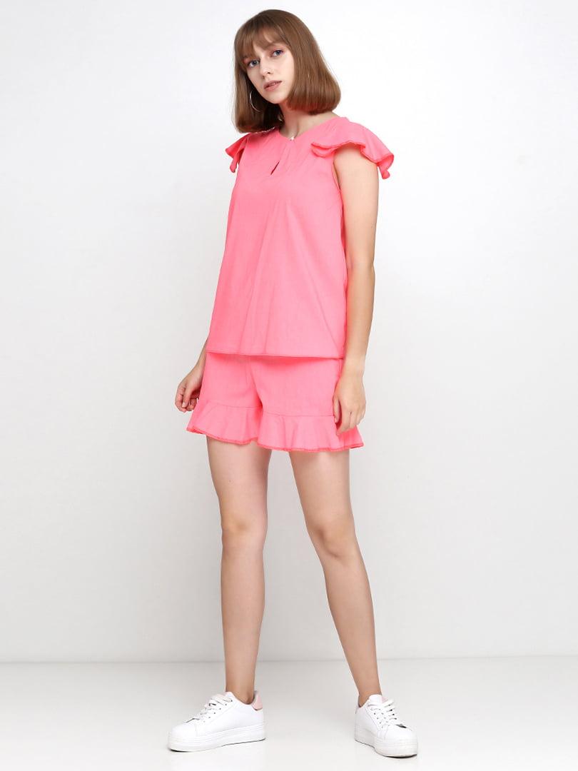 Костюм: блуза и шорты | 5179317