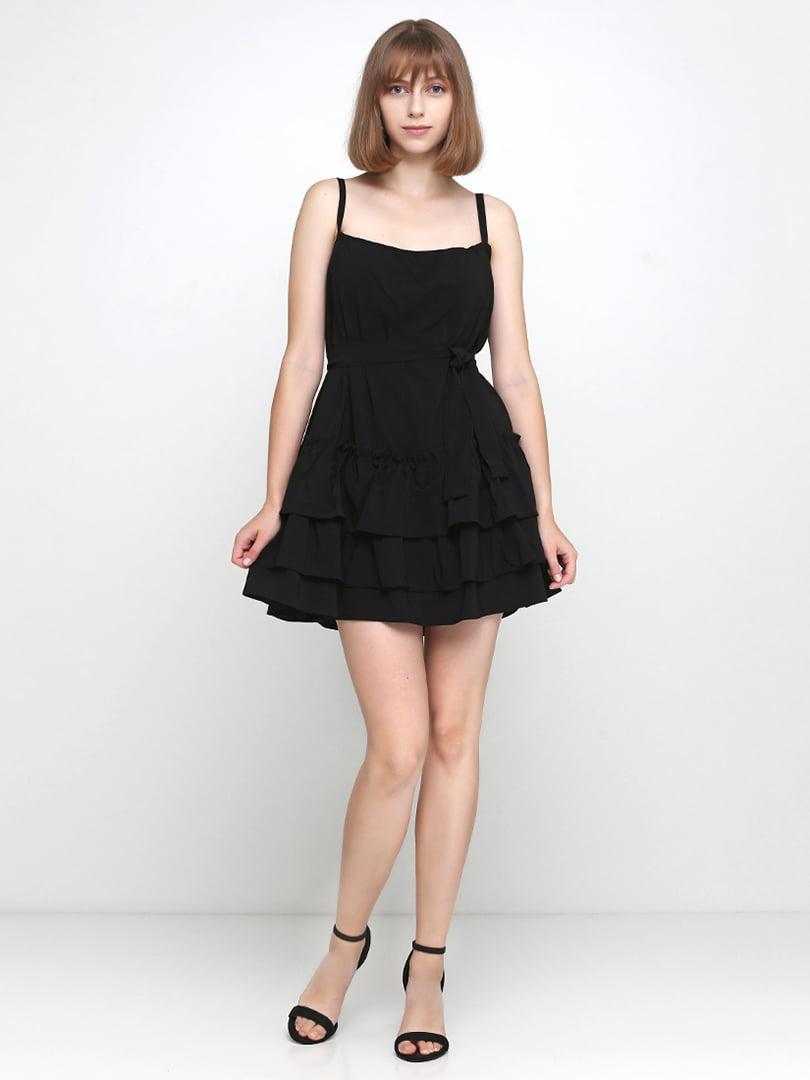 Платье черное | 5179299