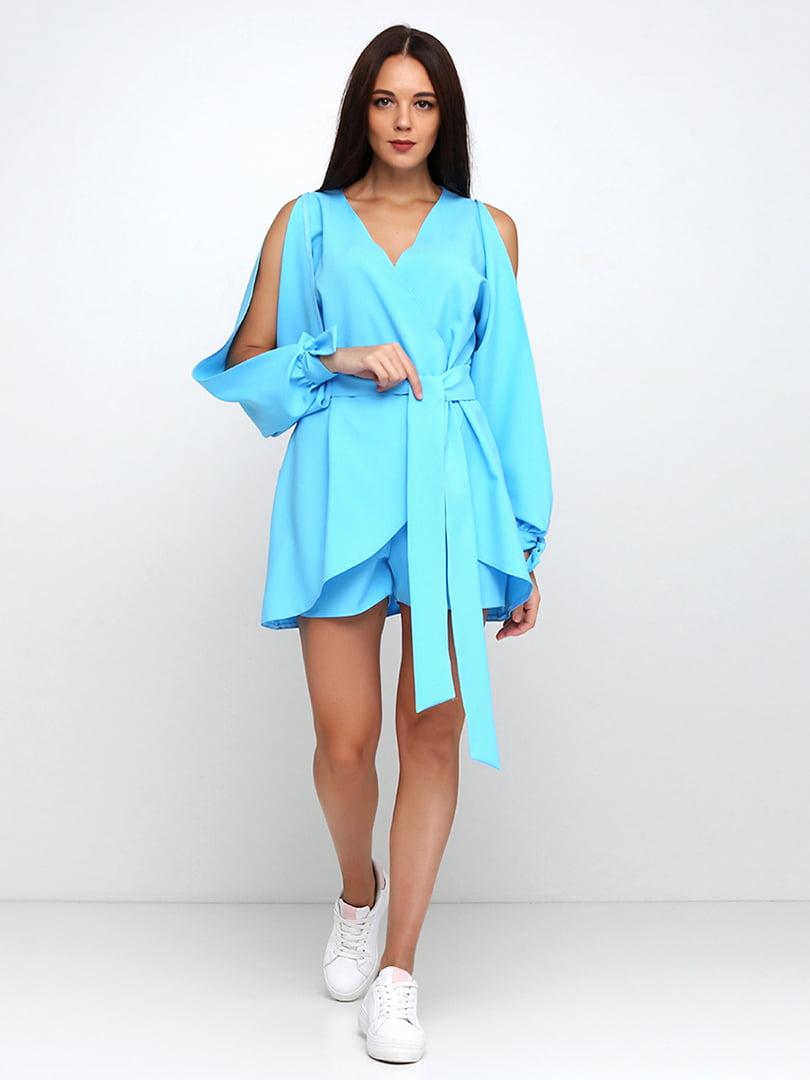 Костюм: блуза и шорты   5179326