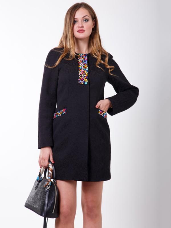 Пальто черное | 5180047