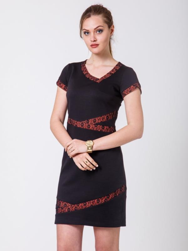 Платье черное | 5180065