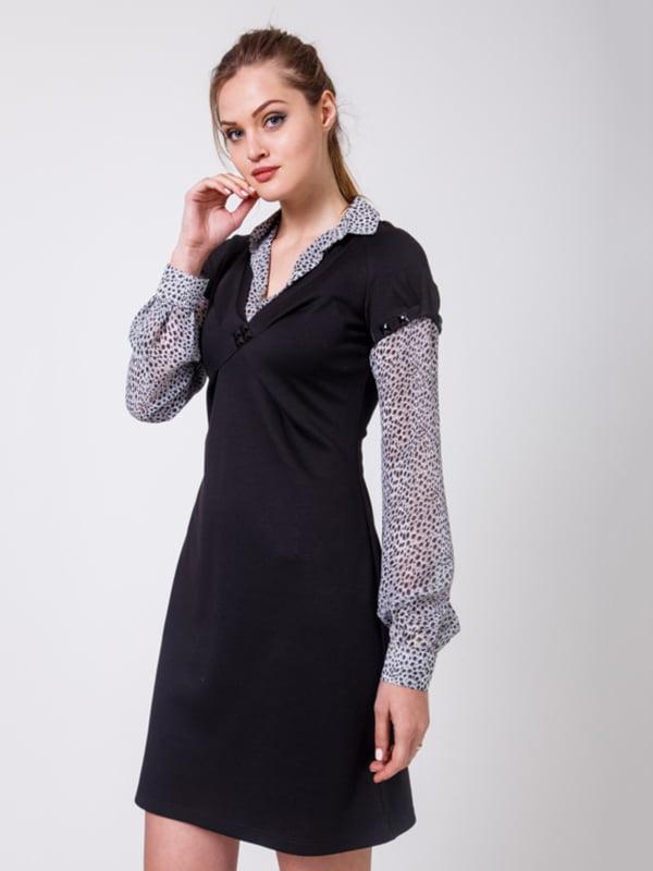 Платье черное | 5180066