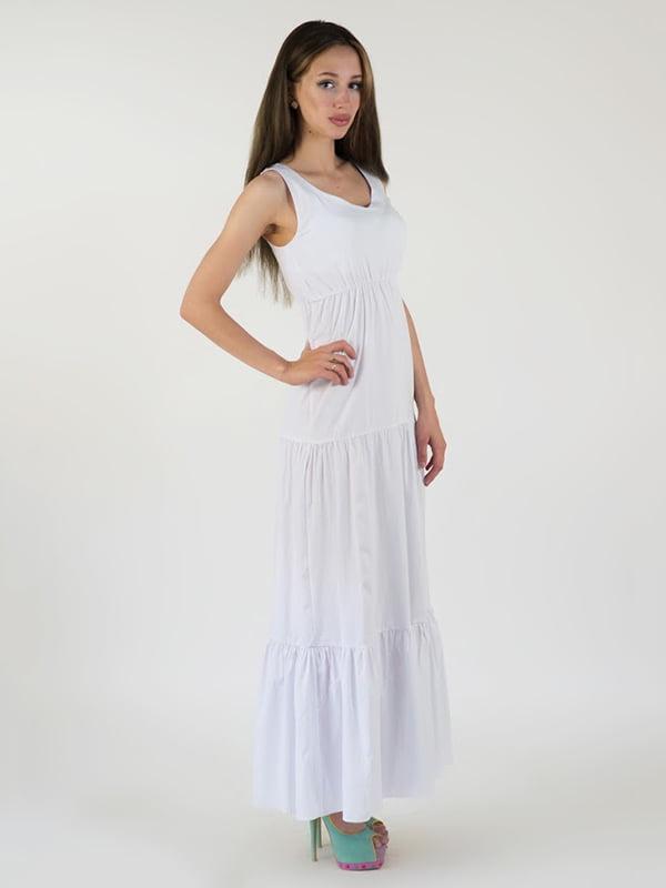 Платье белое   5035210