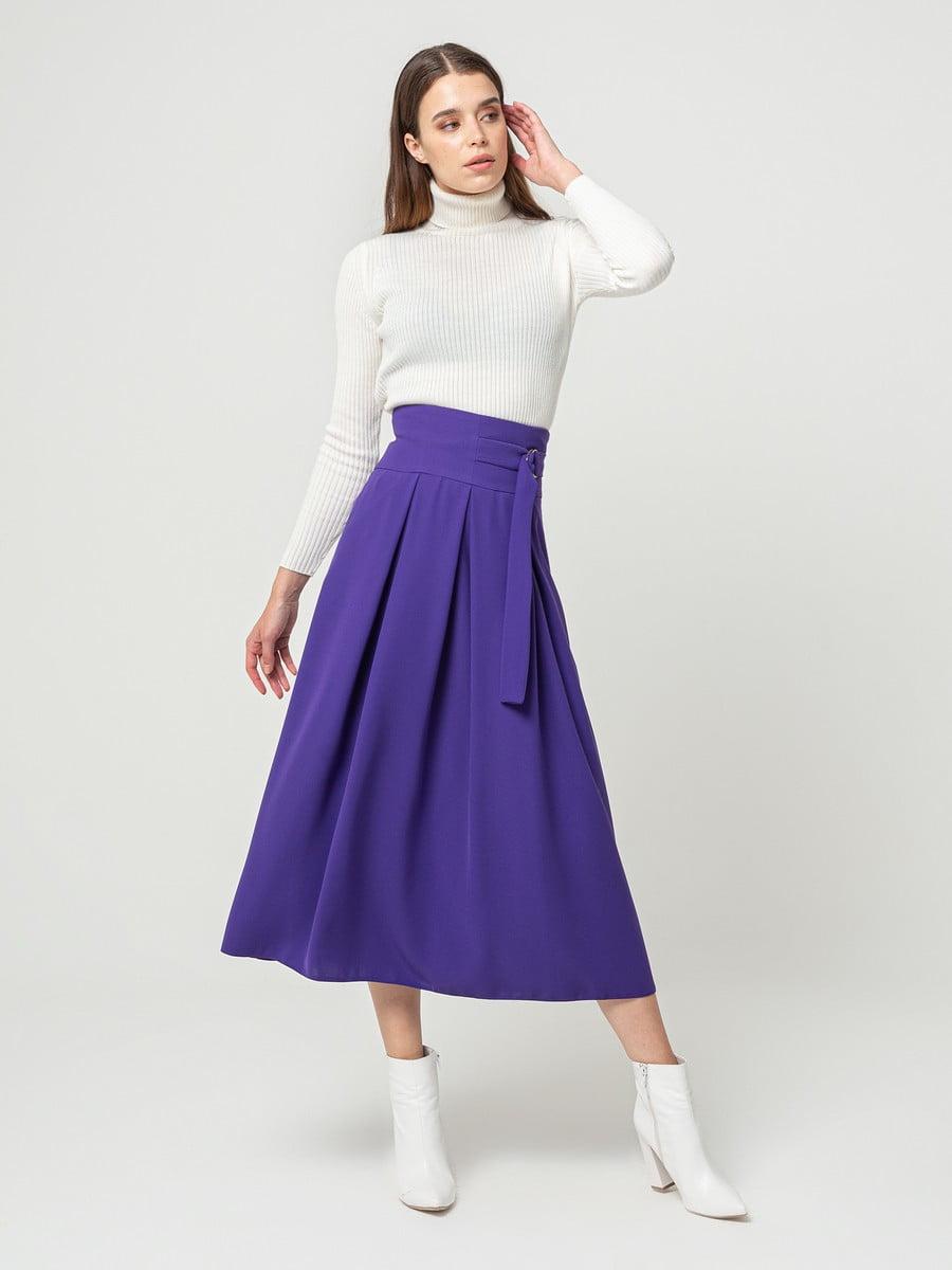 Спідниця фіолетова   5179660
