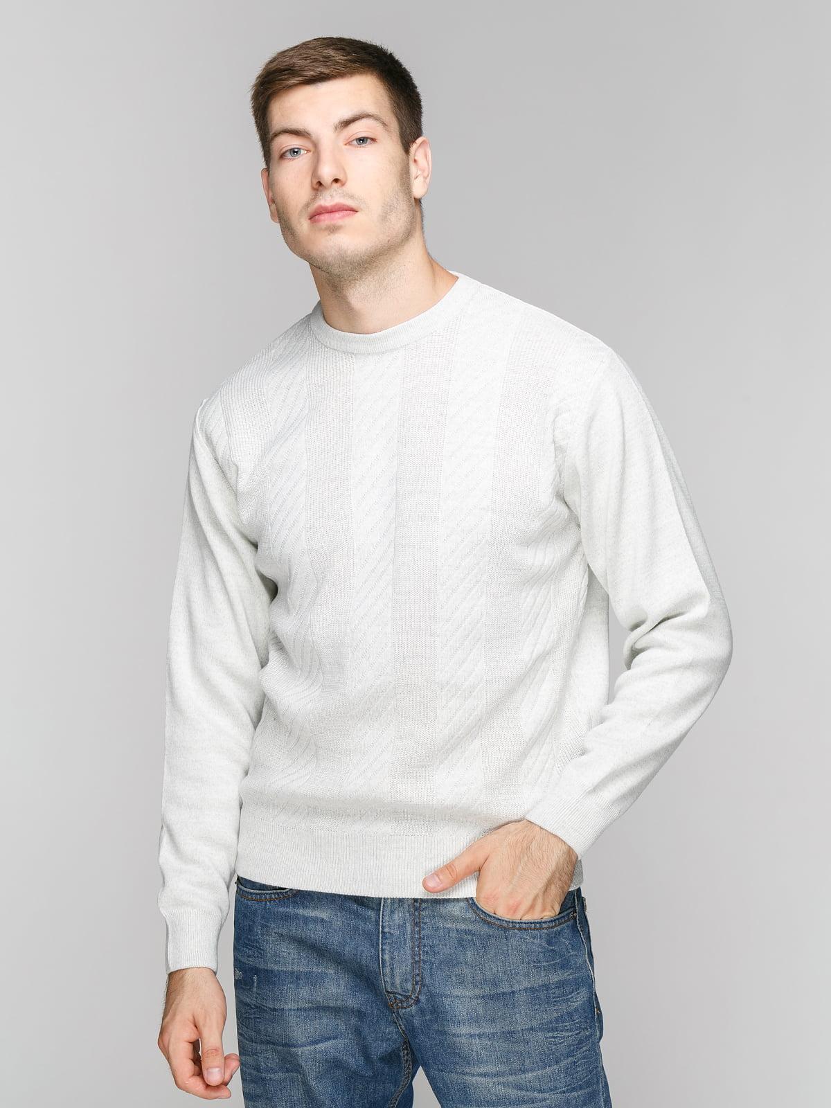 Джемпер білий | 5178211