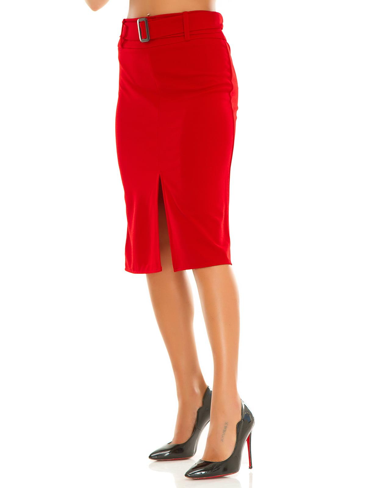 Спідниця червона | 5181228