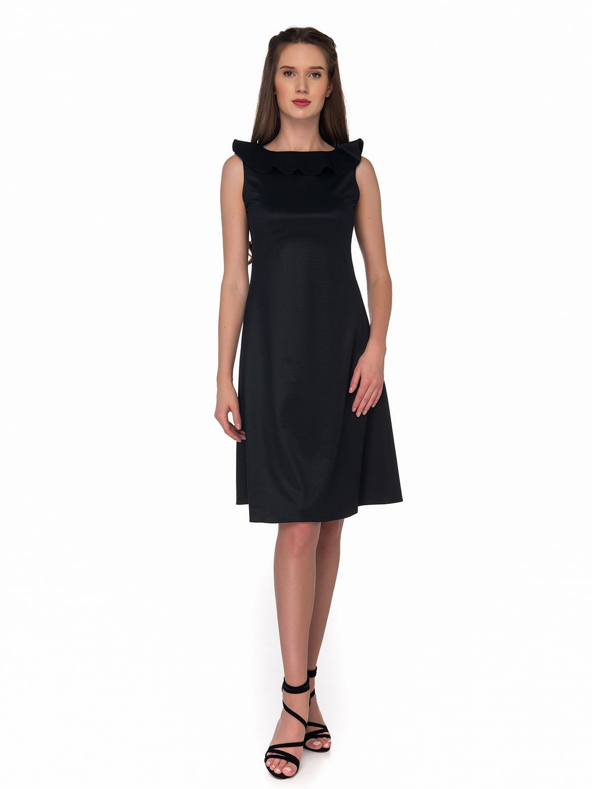 Платье черное | 5181249