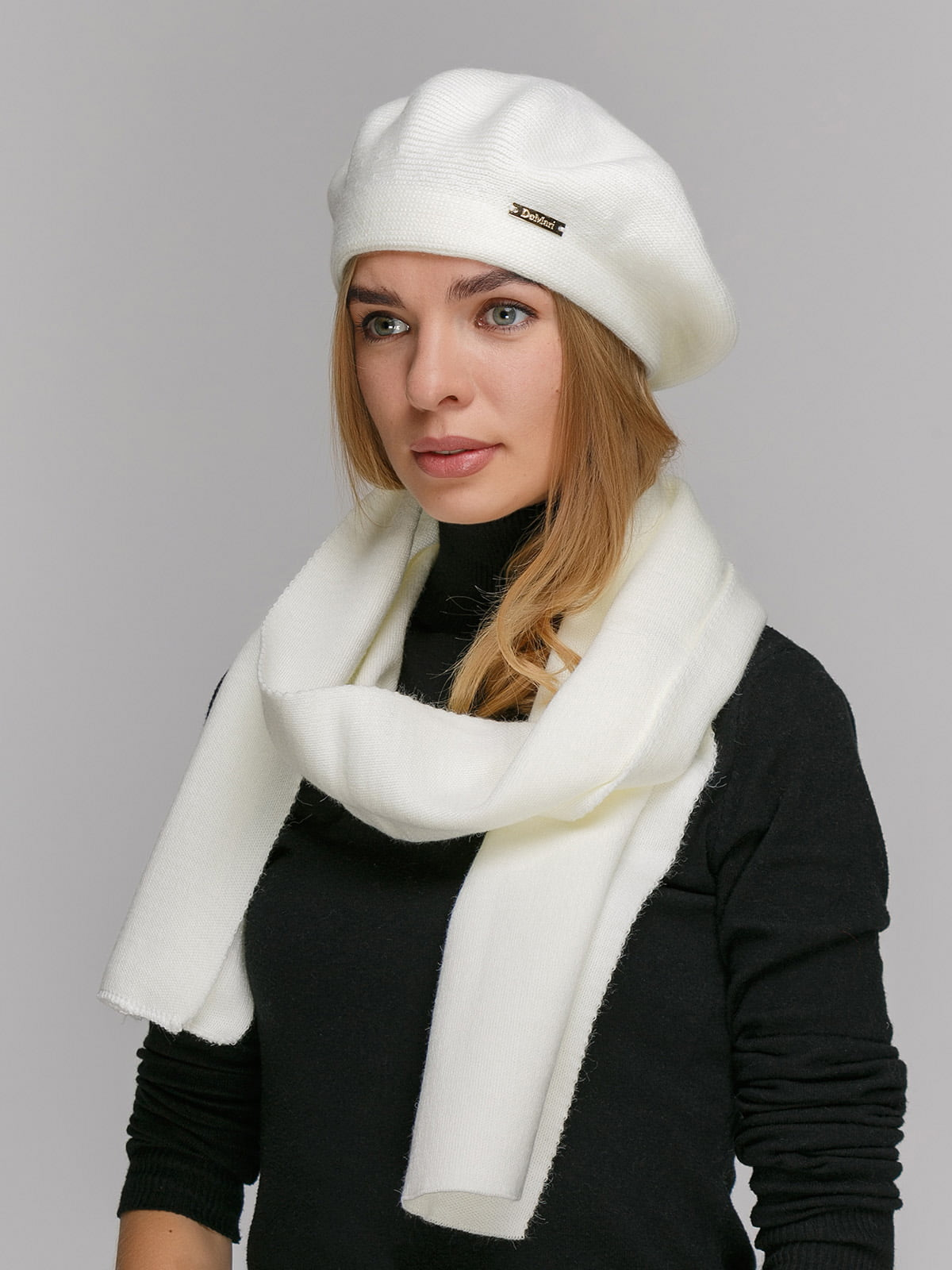 Комплект: берет і шарф | 5178025