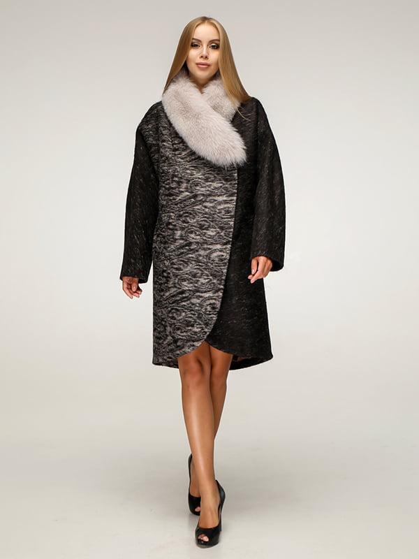 Пальто цвета кофе | 5179066