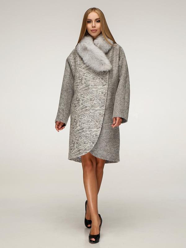 Пальто серое | 5179067