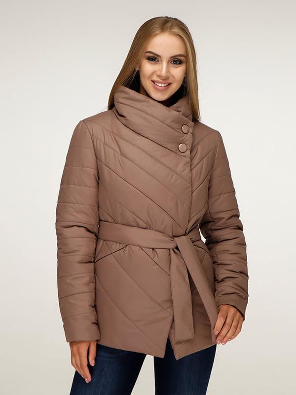 Куртка бежевая   5179094