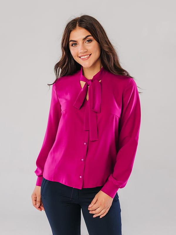 Блуза цвета фуксия | 5181987