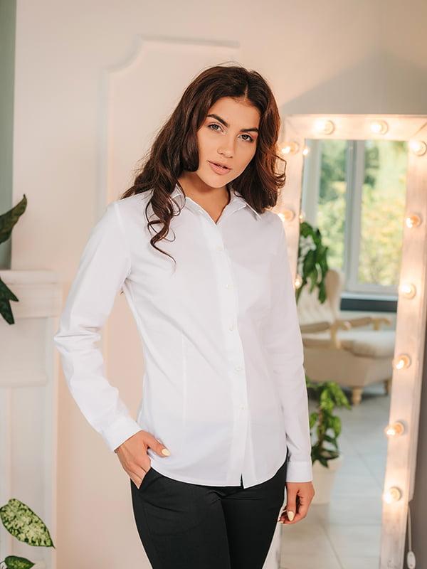 Блуза белая   5181989