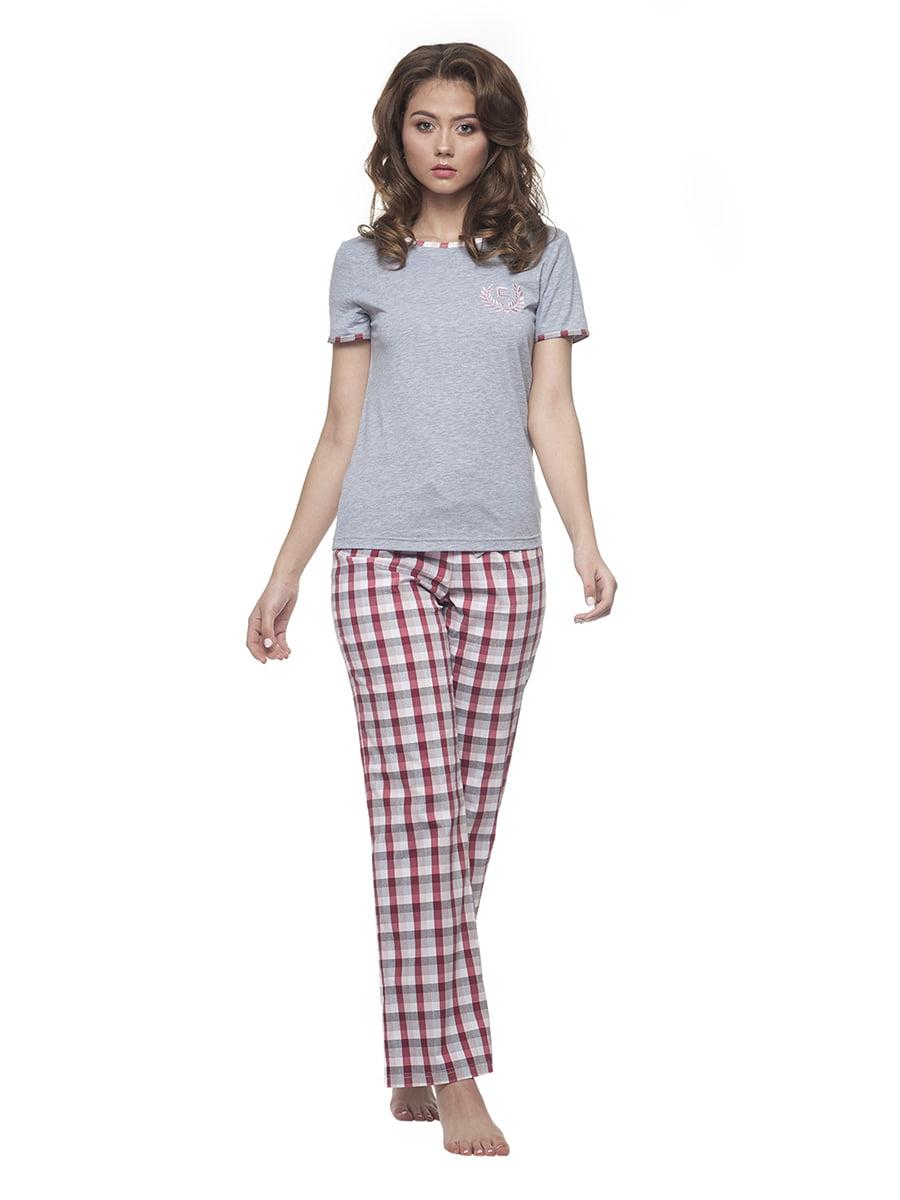 Пижама: футболка и  брюки   5182958