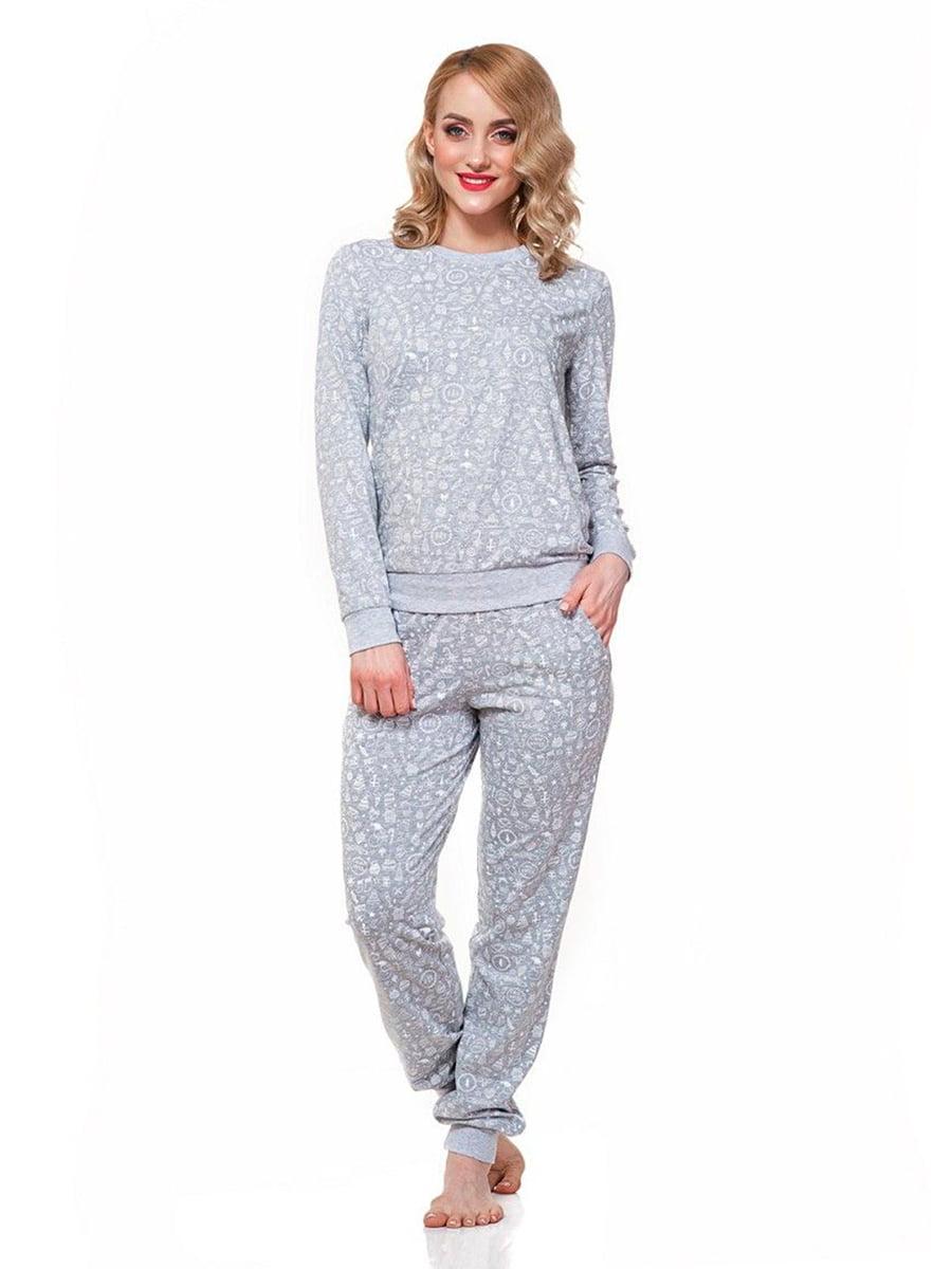 Пижама: джемпер и  брюки | 5182976