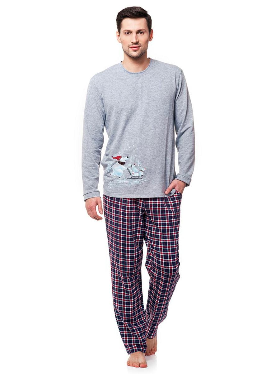 Пижама: джемпер и  брюки | 5182981