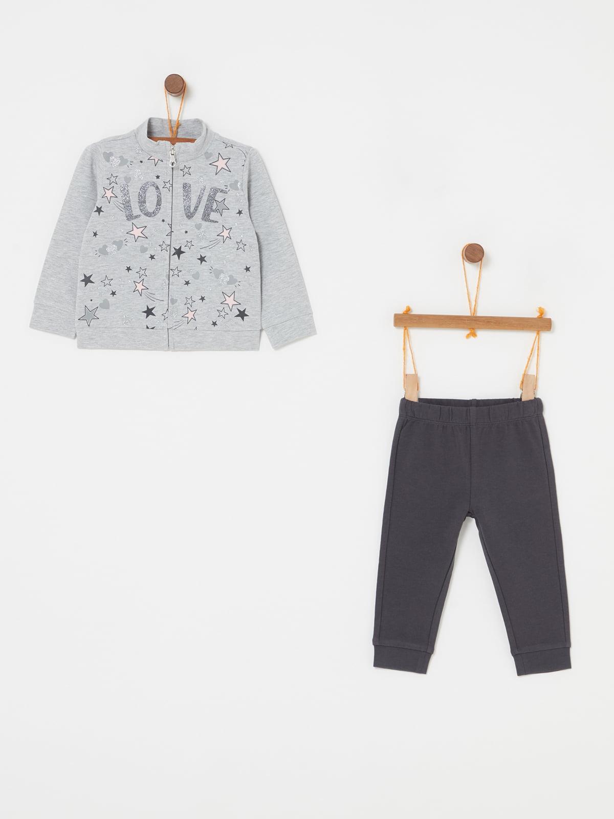 Комплект: кофта та штани | 5183715