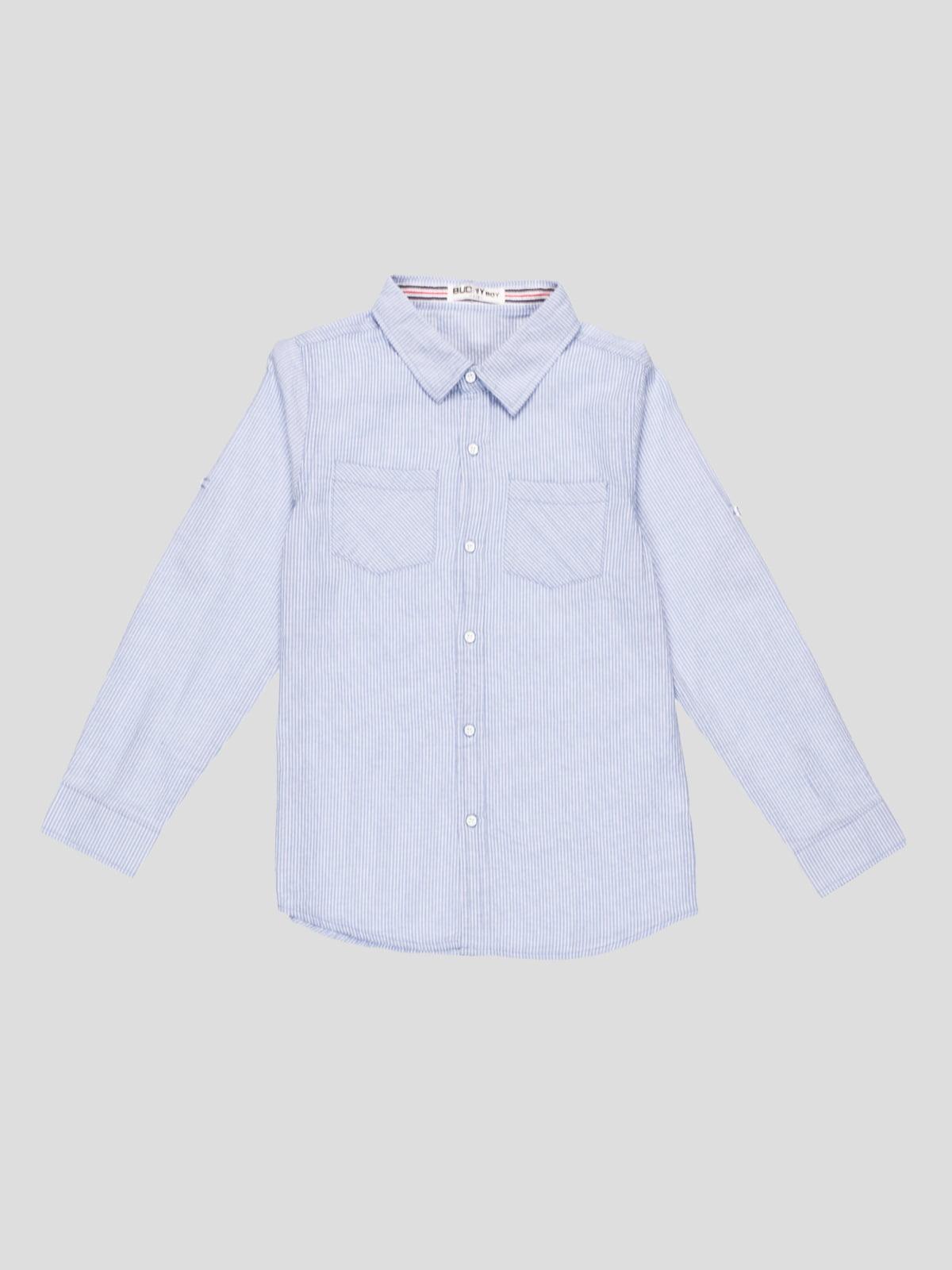 Рубашка голубая | 5180433