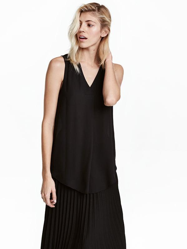 Блуза чорна | 5185026