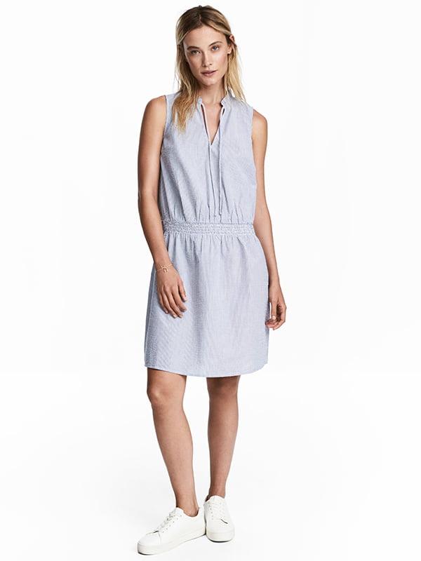 Сукня блакитна | 5185091