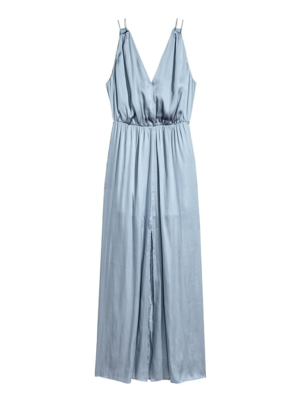 Платье голубое | 5185126