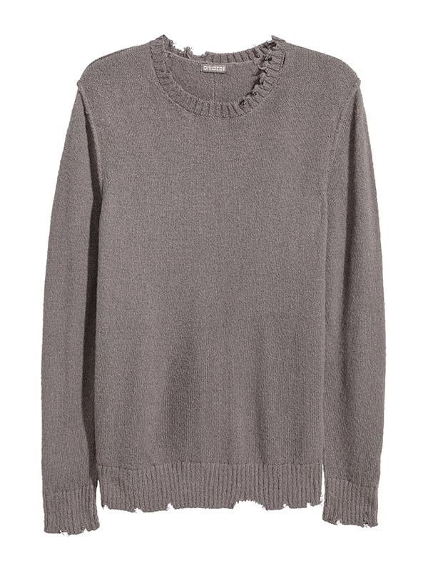 Джемпер темно-серый   5185166