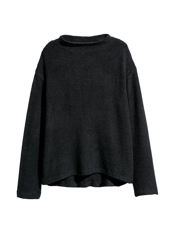 Джемпер черный | 5185360