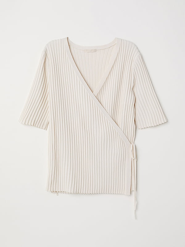 Блуза кремового кольору | 5185379