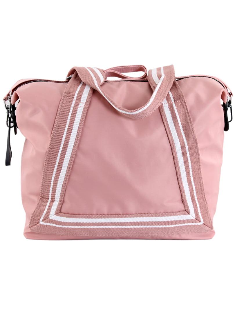 Сумка дорожная розовая   5186127