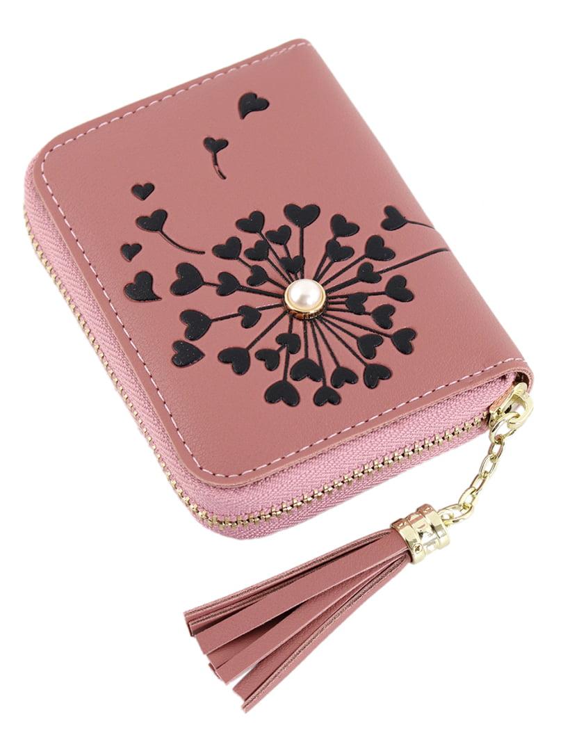 Кошелек темно-розовый   5186130