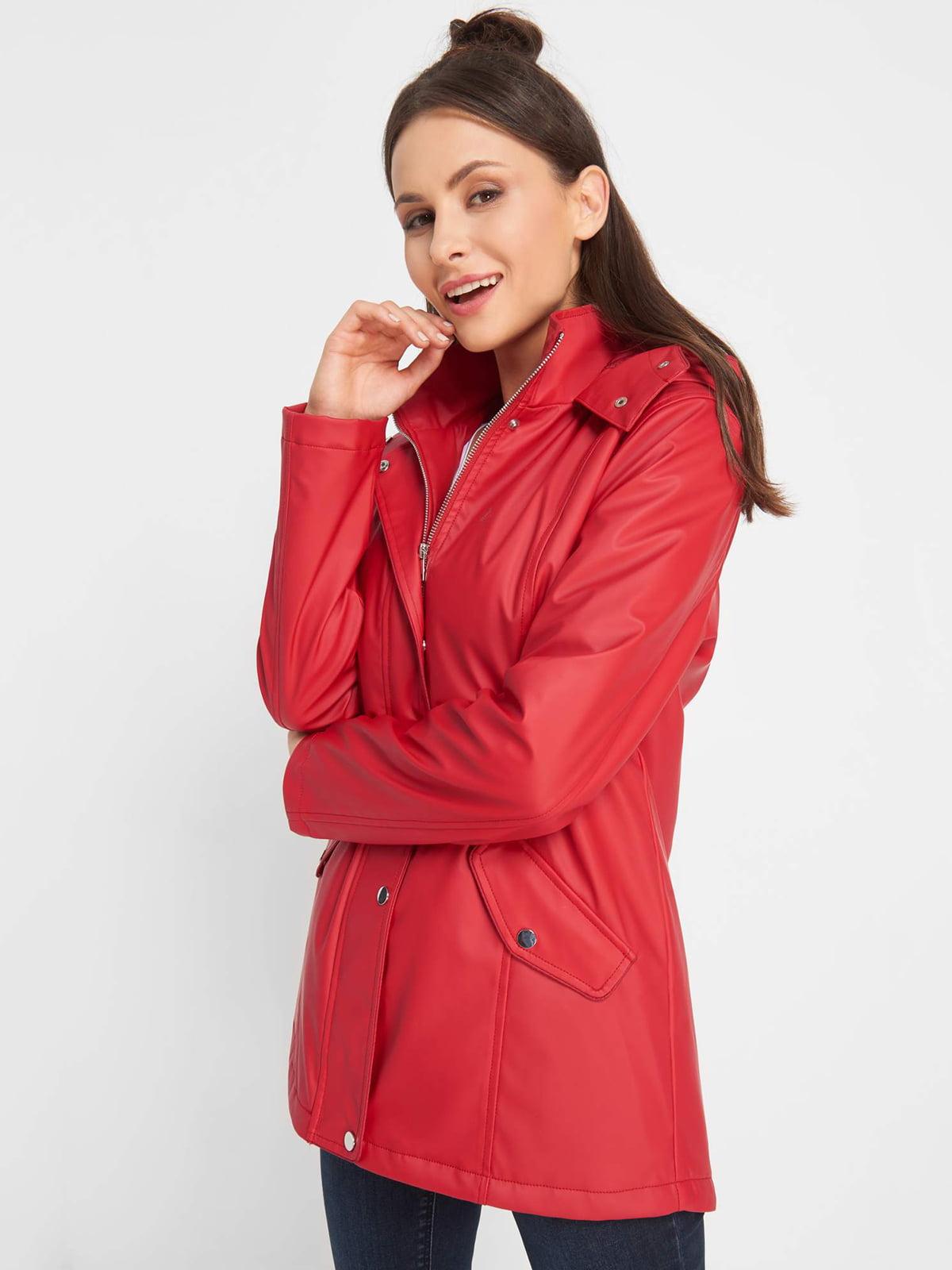 Куртка красная | 5187179