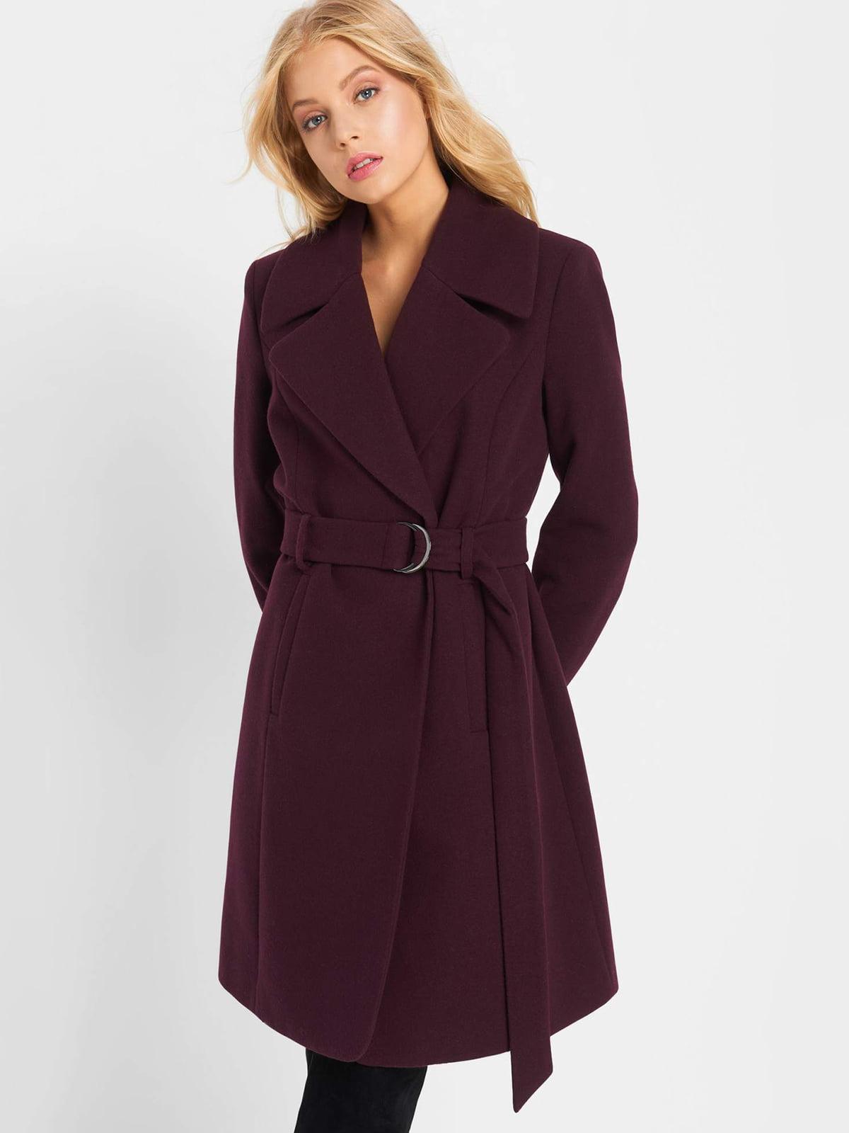 Пальто фіолетове   5187209