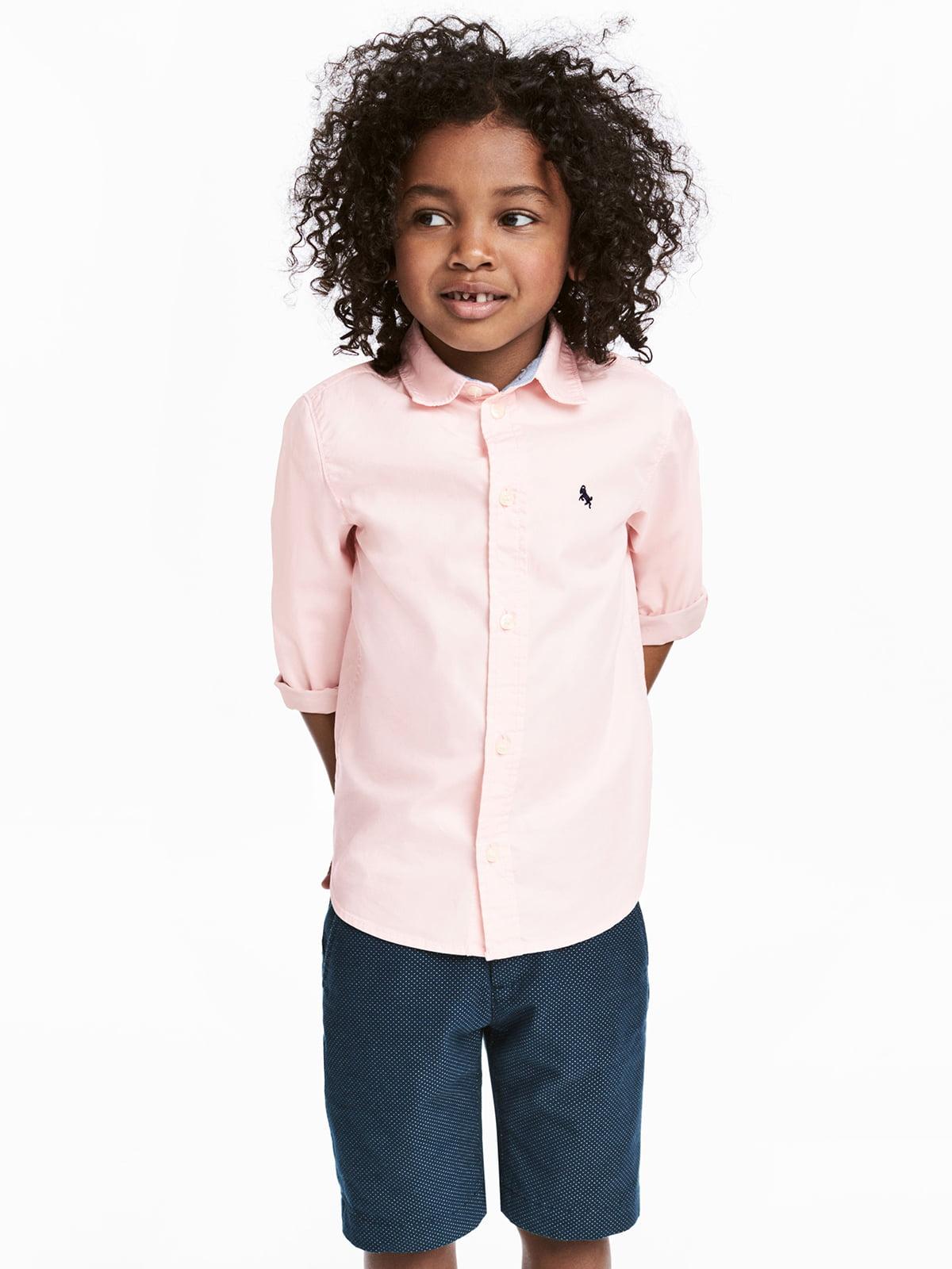 Сорочка рожева | 5163767
