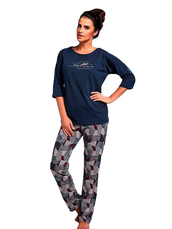Комплект: лонгслив и брюки | 5191815