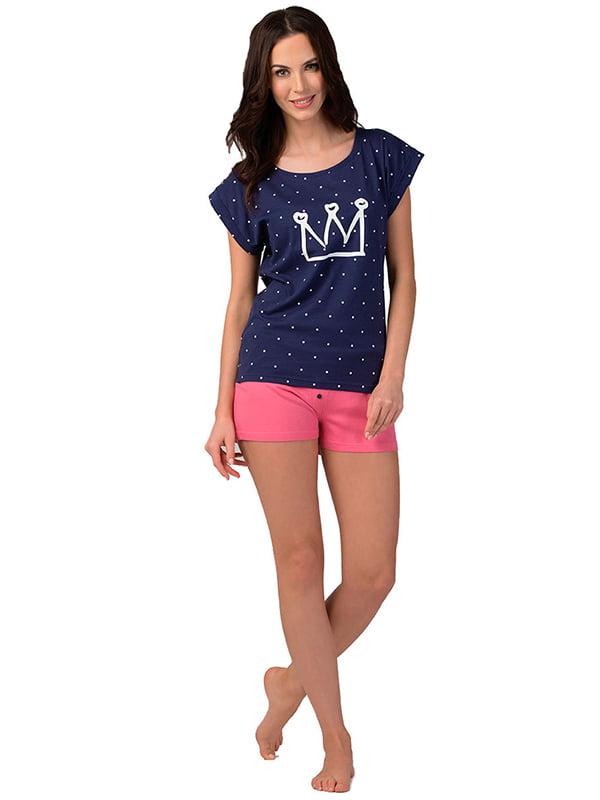Комплект: футболка и шорты | 5192035