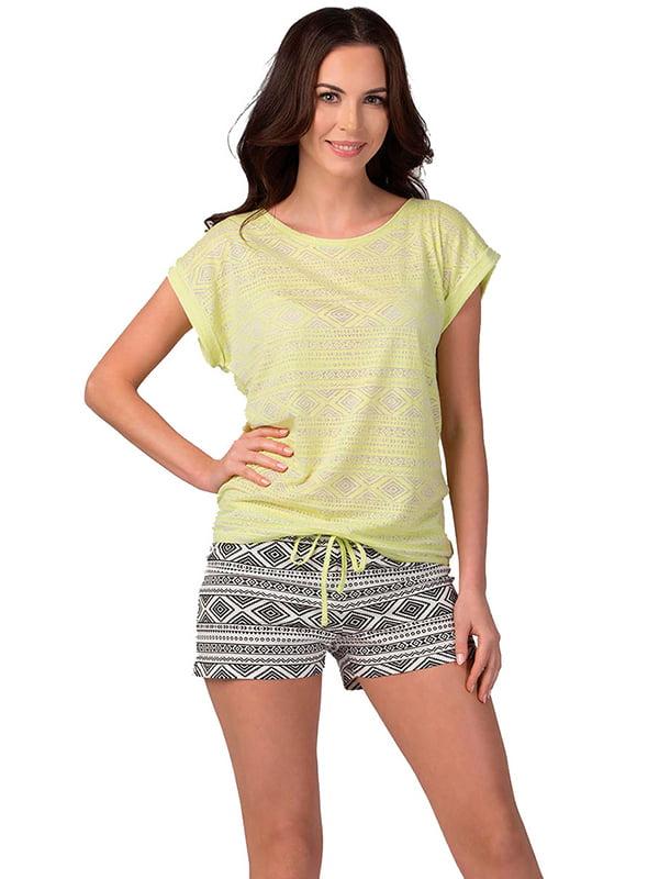 Комплект: футболка и шорты   5192037