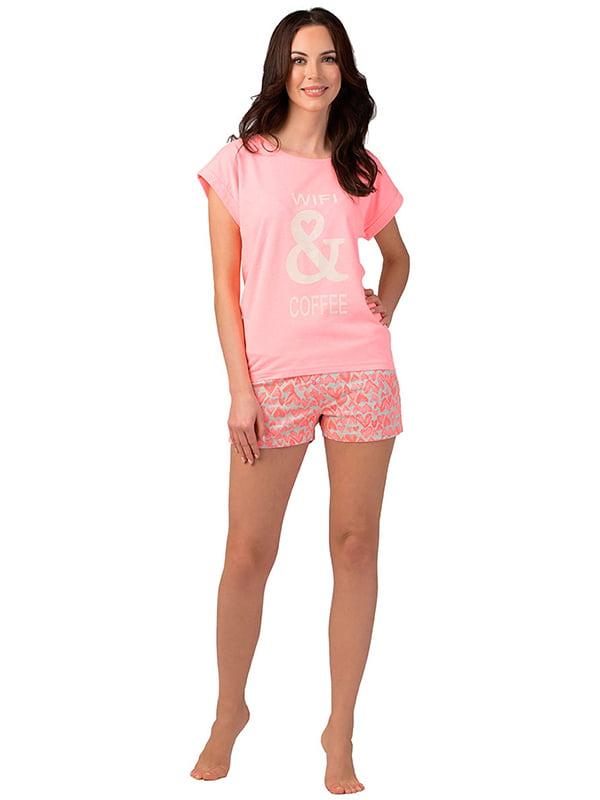 Комплект: футболка и шорты   5192041
