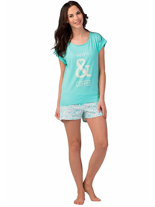Комплект: футболка и шорты   5192044